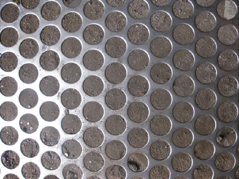 圆孔网(圆孔冲孔网)60度梅花排列开孔率表